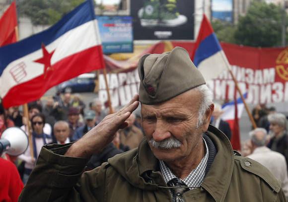 Serbia. Foto: Darko Vojinovic/ AP