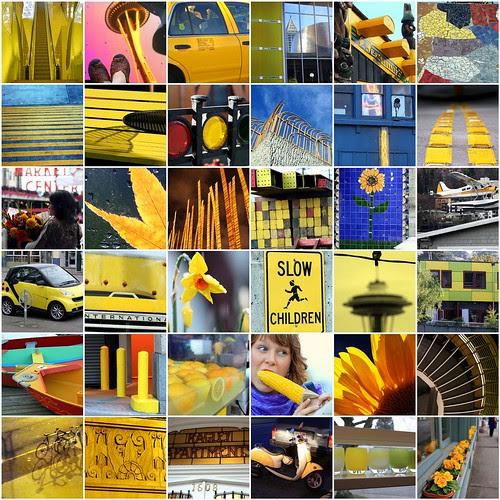 Theme Day:  Yellow