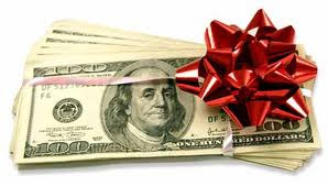 $250 Cash for Christmas