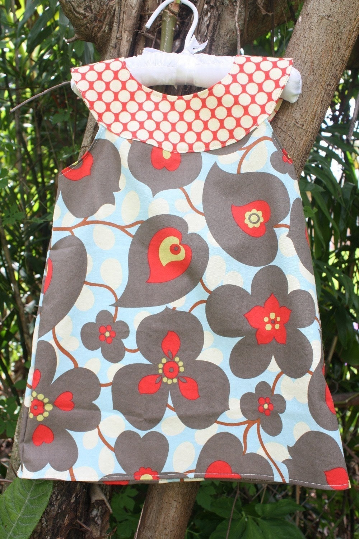 The Abigail Mod Dress by jenoahp