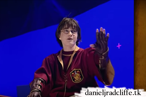 Exclusive Harry Potter Wizard's Collection clip: Quidditch