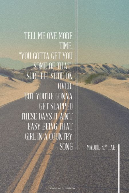Lovely Country Music Quotes About Life - Soaknowledge