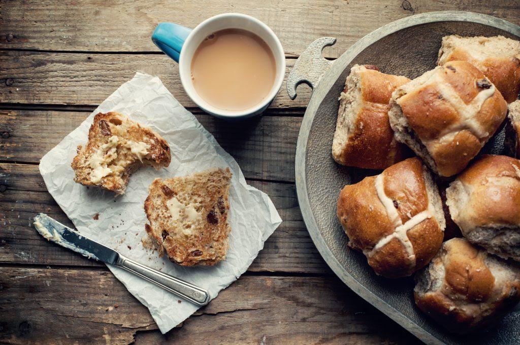 Tea, Toast & Meditation