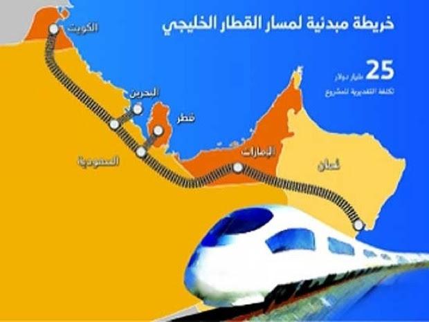 مشروع-القطار-الخليجي