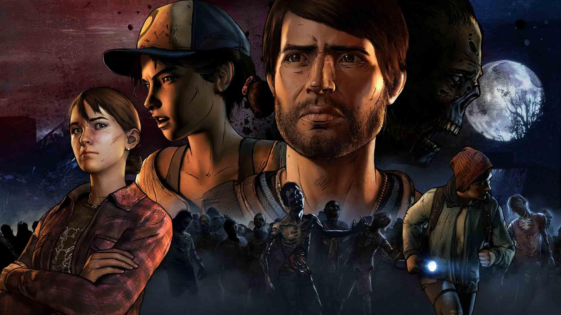 Image result for The Walking Dead: A New Frontier