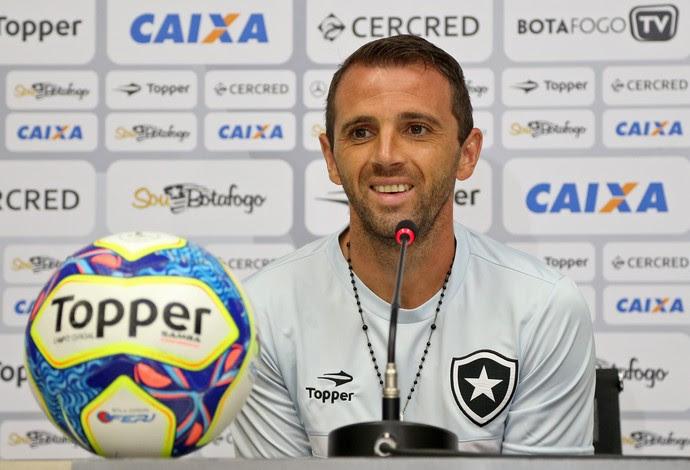 Montillo Botafogo (Foto: Vitor Silva / SSpress / Botafogo)