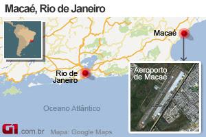 Petrobras e Marinha fazem buscas por helicóptero que sumiu no RJ (Foto: Arte / G1)
