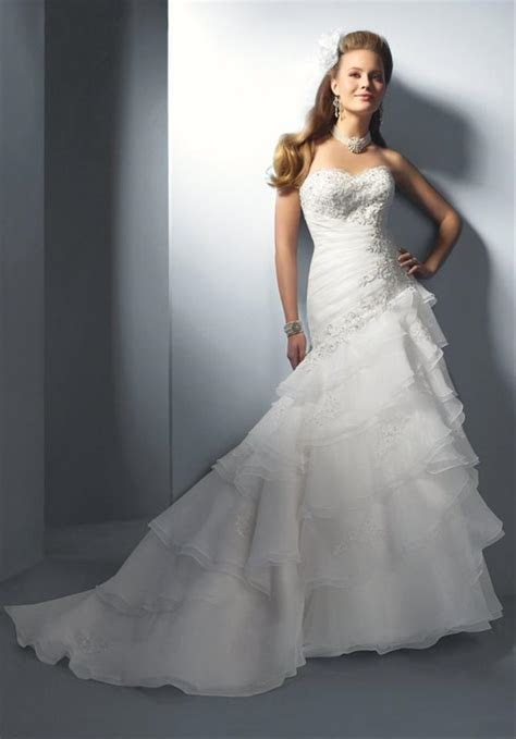 Alfred Angelo Style 2123 Wedding Dress   Tradesy Weddings