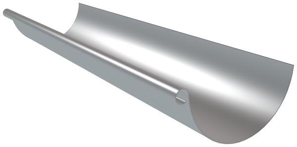 Profilé aluminium pour veranda: Prix gouttiere zinc brico depot