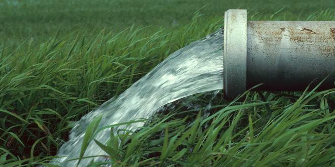 Ποτίζοντας μικρόβια τις καλλιέργειες