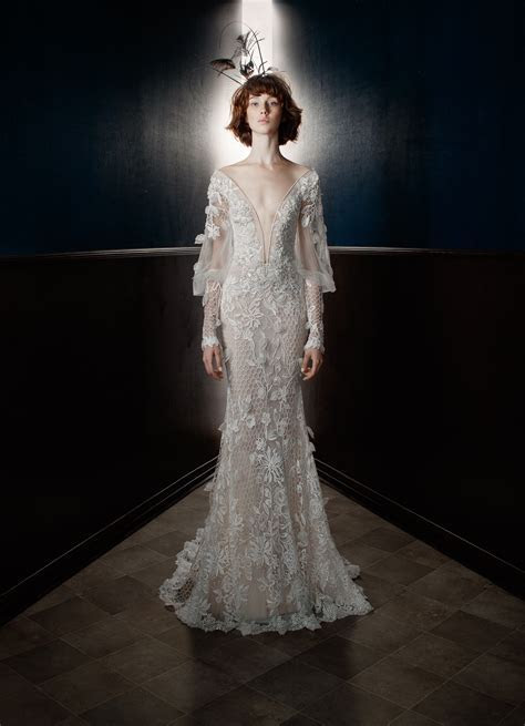 GALIA LAHAV SS 2018 VICTORIAN AFFINITY   The Coordinated Bride