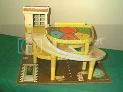 This toy rocked!