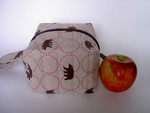Apple for size
