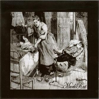 Murkrat - Murkrat (Album Cover)