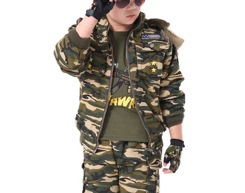 b984540eee342 Buy Scout Camouflage Scouting Uniforms for Outdoors Big Boys Sport Men s  Suits, Coats With Pants Two Sets of Clothing Cheap Online - buyrer