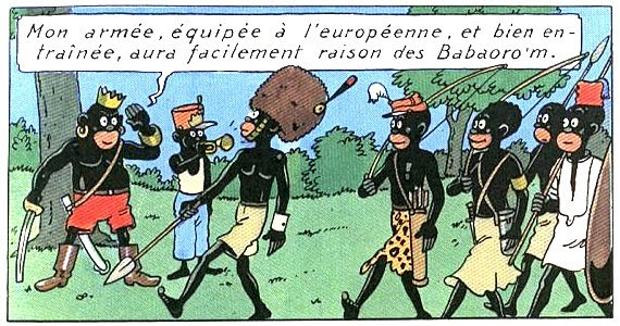 Belgian Court Rules Tintin Not Racist, Just 'Gentle'