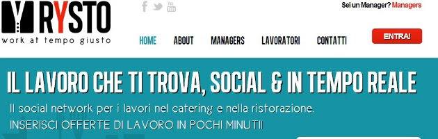 """""""In California ho creato il social network per trovare lavoro in Italia"""""""