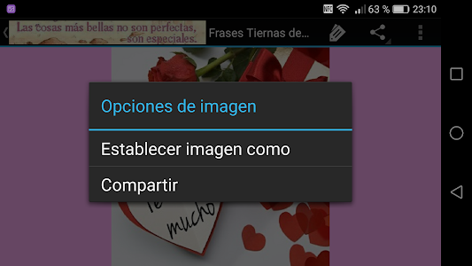 Download Frases Tiernas De Amor 2 3 Apk Downloadapk Net