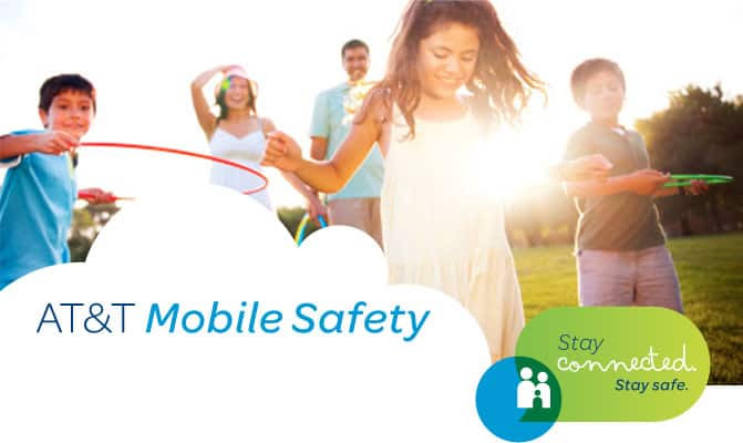Wireless safety products from AT&T