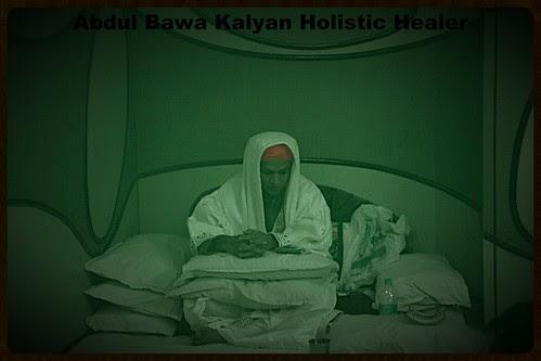 Abdul Bawa Kalyan Holistic Healer At Ajmer Urus by firoze shakir photographerno1