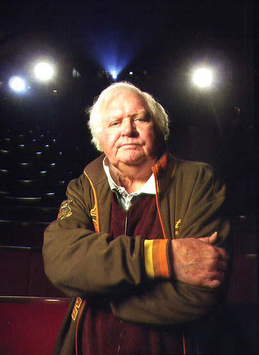 Ken Russell en 2008. Garageland magazine. 15-02-2008. Phoenix cinema, London