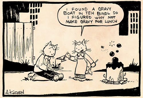 Laugh-Out-Loud Cats #2487 by Ape Lad