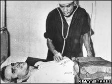 McCain in hospital