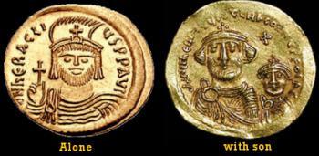 Heraclius, Byzantine emperor 610-641 AD