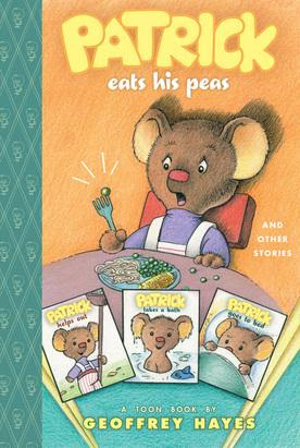 PATRICK EATS HIS PEAS BY GEOFFREY HAYES