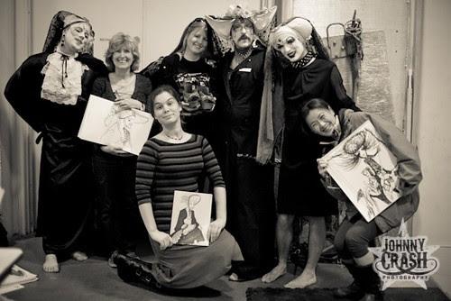 Sketchys SF - Sisters-203
