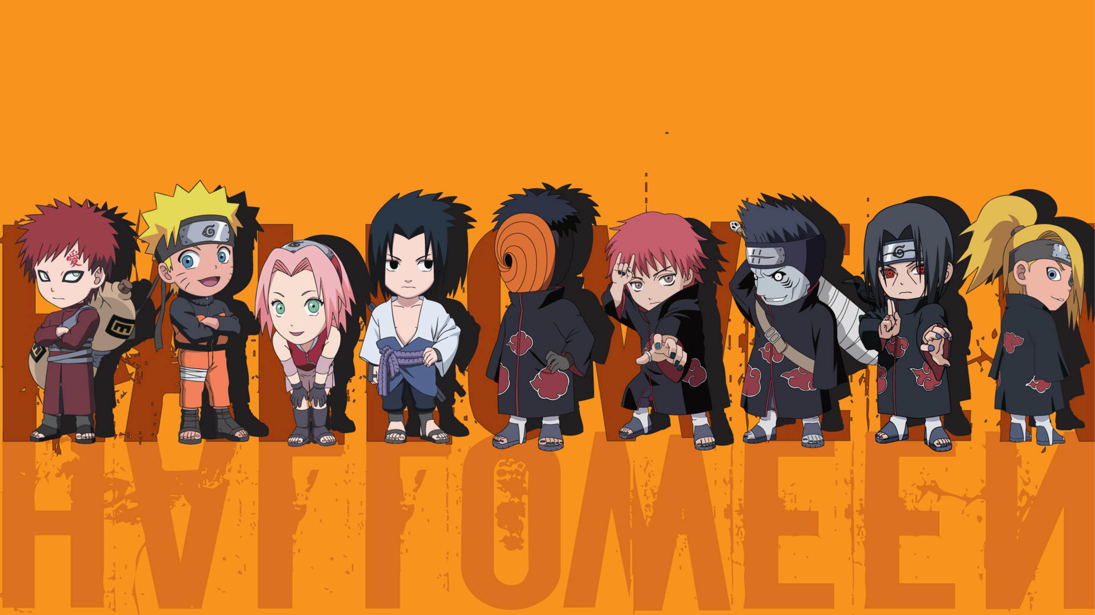 Download 72 Koleksi Wallpaper Naruto Mini Gambar HD Terbaik