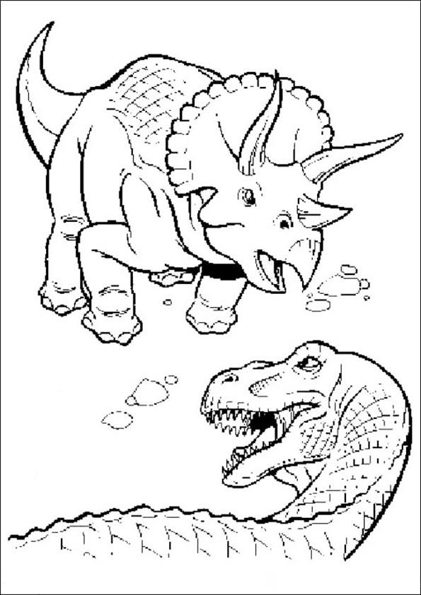 Ausmalbilder Kinder Dinosaurier 1 Ausmalbilder Fur Kinder