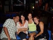 Sergio, Negra chilena, y Arianna