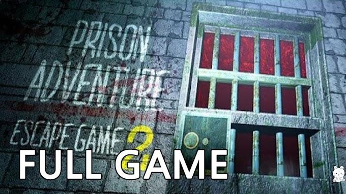 Escape Games Prison Adventure 2