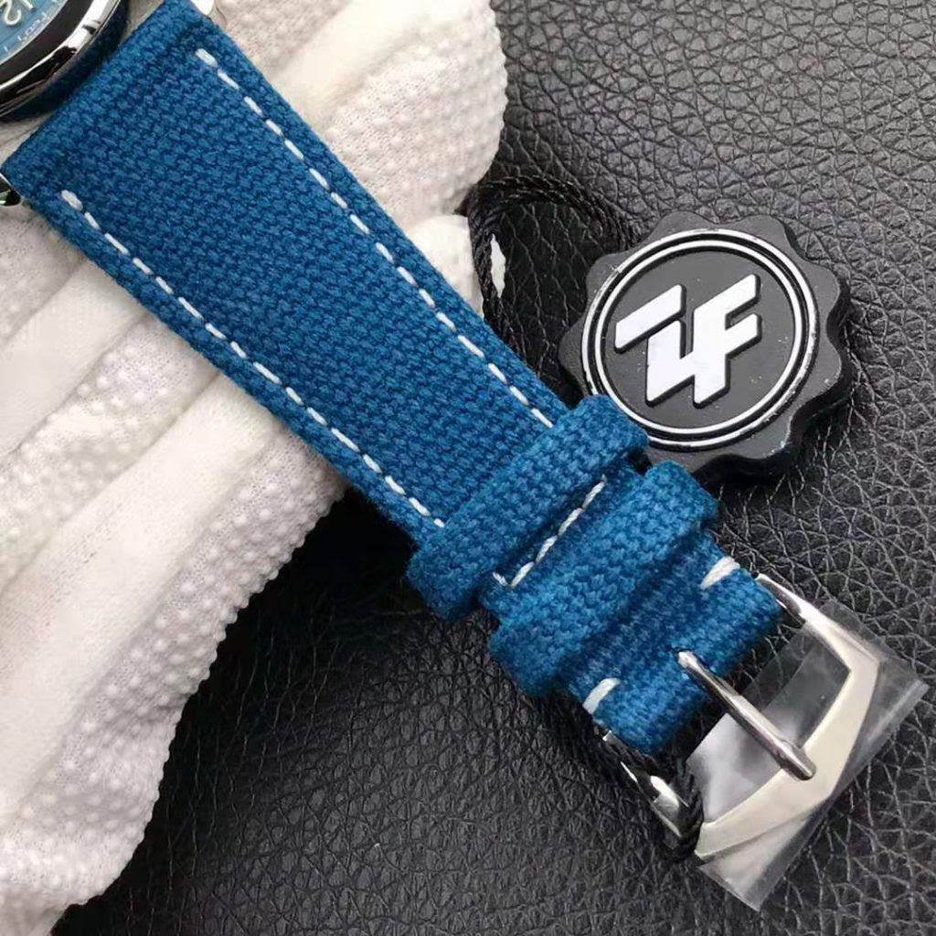 Patek Philippe 6007A Blue Strap