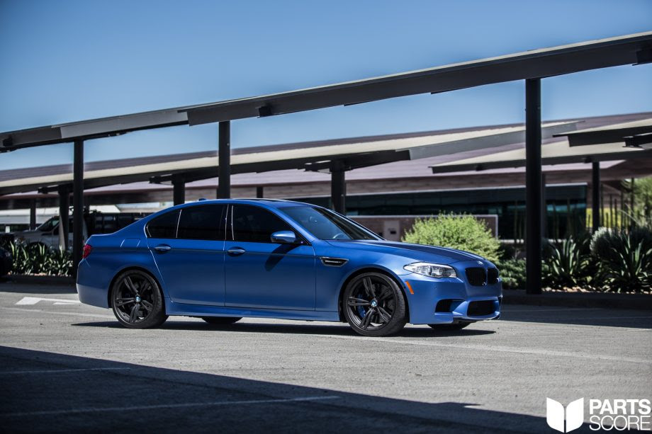 BMW F10 M5: 700   HP With Only Two Easy Modifications, Find Out More Inside!  Parts Score
