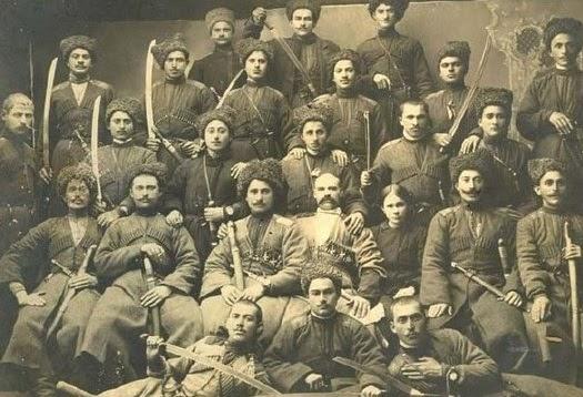«Дикая дивизия» Кавказа