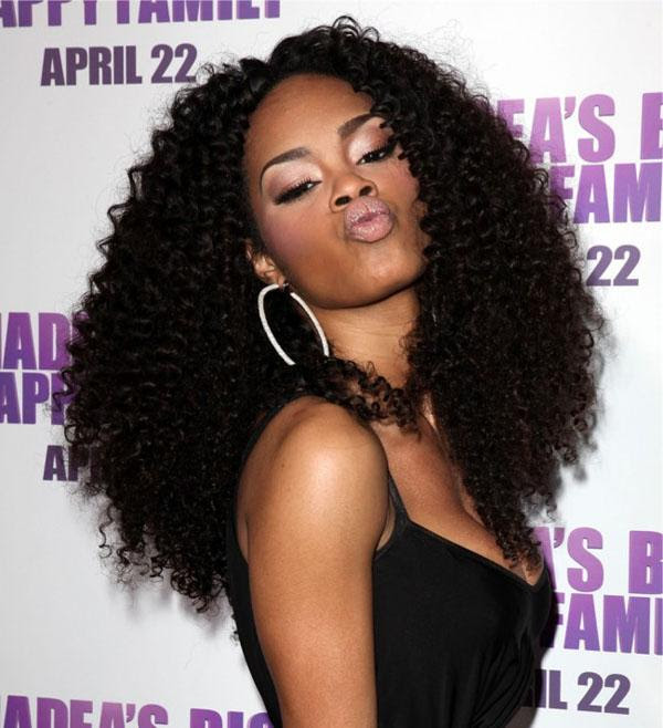 Top Picture Of Black Curly Weave Hairstyles Christopher Lawson Journal