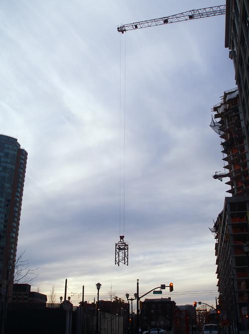 dangling object
