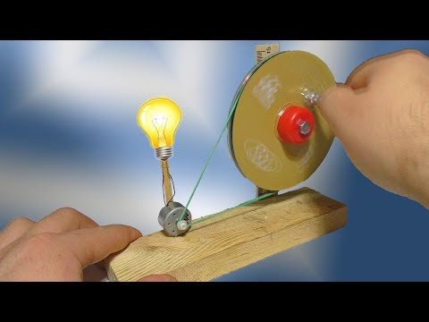 How To Make Electrical Generator At Home Easy | Electrical Engineering Innovative Projects