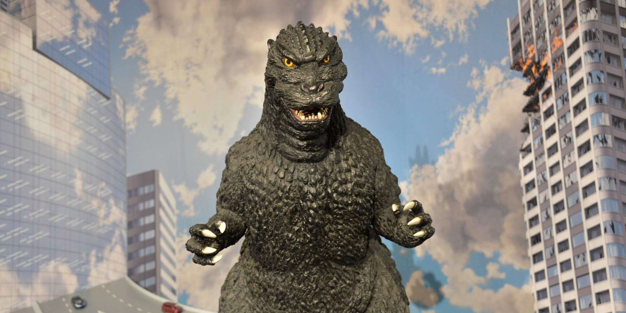 U.S. Air Force: We're Not Afraid Of Godzilla | HuffPost