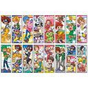 Digimon Adventure Series Charactor Poster Collection Box /