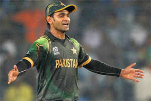 Spinners did a good job, Umar was unbelievable: Hafeez