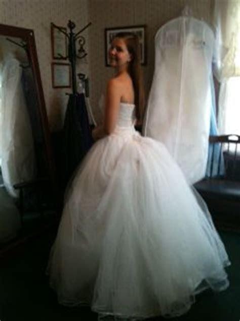 25  best ideas about Wedding Dress Bustle on Pinterest