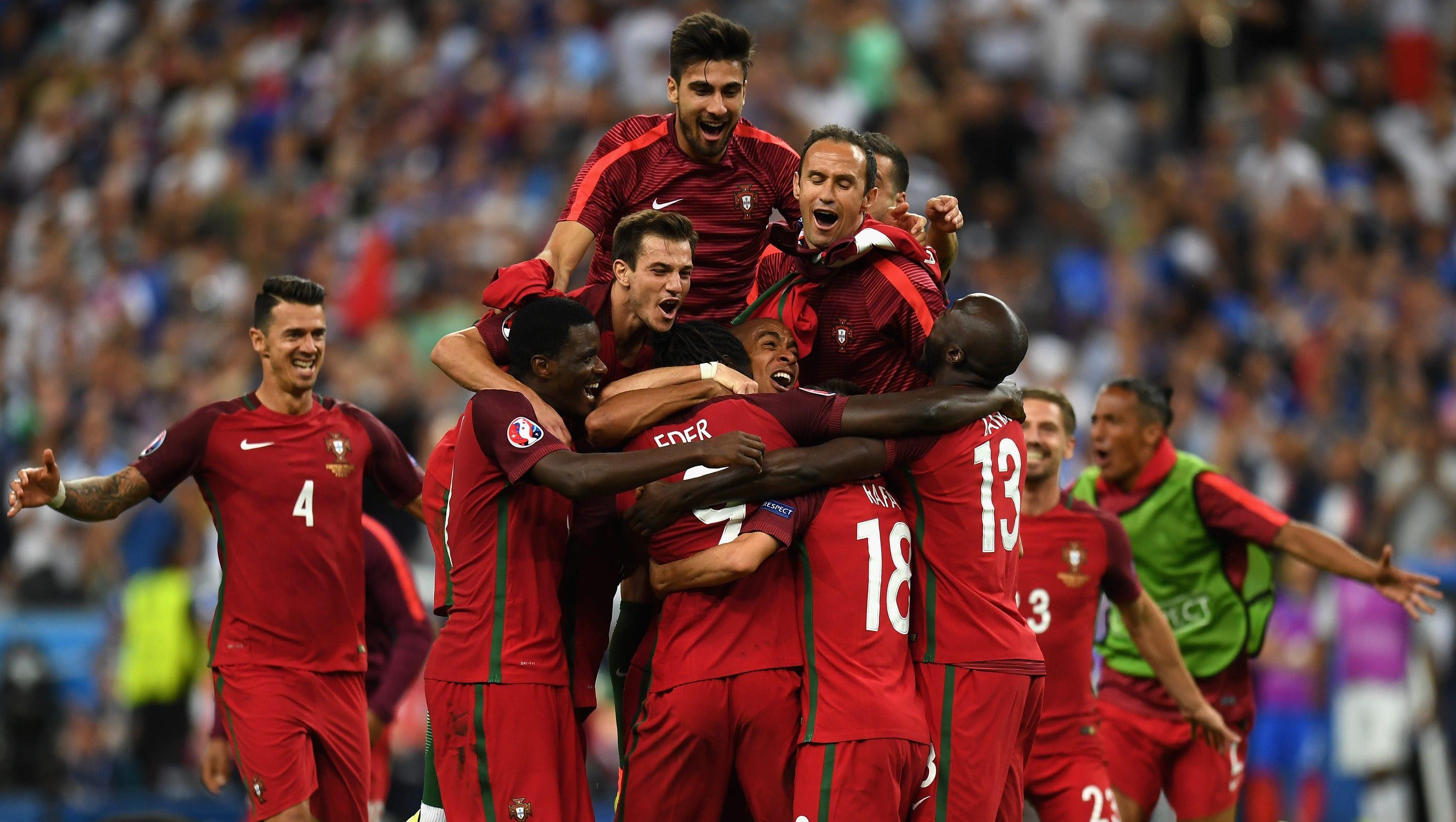 Euro 2016 final: Portugal vs. France