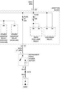 32 2003 Jeep Liberty Fuse Box Diagram - Wiring Diagram List