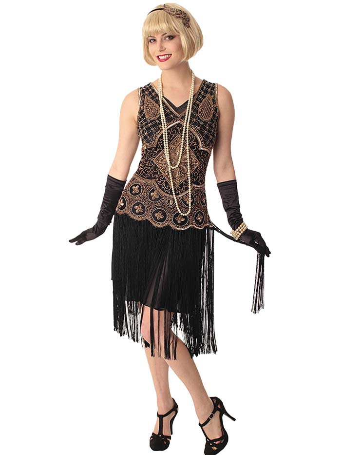 1920's fashion trendy flapper dresses – fashionarrow