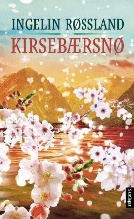"""""""Kirsebærsnø - roman"""" av Ingelin Røssland"""