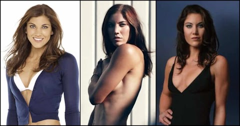 Hope Solo Hot Pictures Exposed (#1 Uncensored)