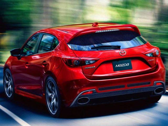 2016 Mazda3 MPS: First Details + Rendering - Motorward